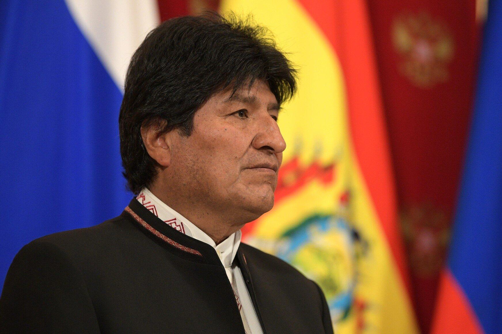 Evo Morales não desiste de tocar fogo na Bolívia