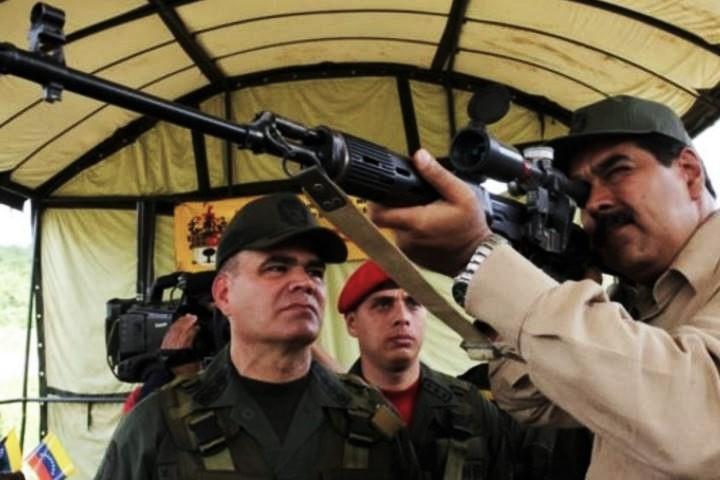 Como Maduro se aproveita do falso risco de uma guerra entre Brasil e Venezuela