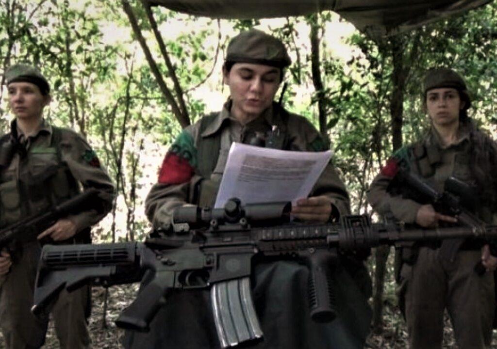 """A """"Farc"""" do Paraguai atua na fronteira com o Brasil"""