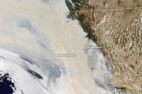 A Califórnia está em chamas e não há novidade nisso