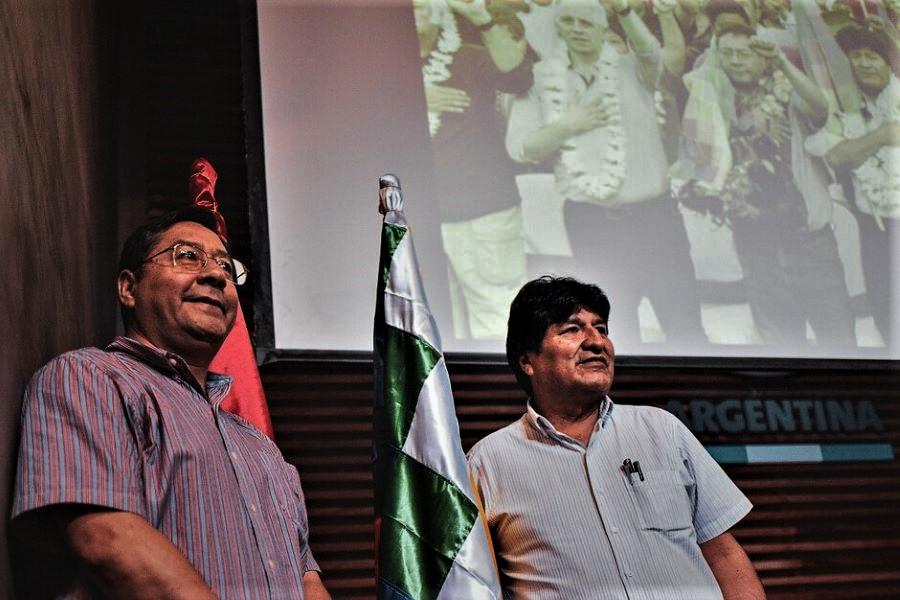 O caminho para volta de Evo Morales está preparado