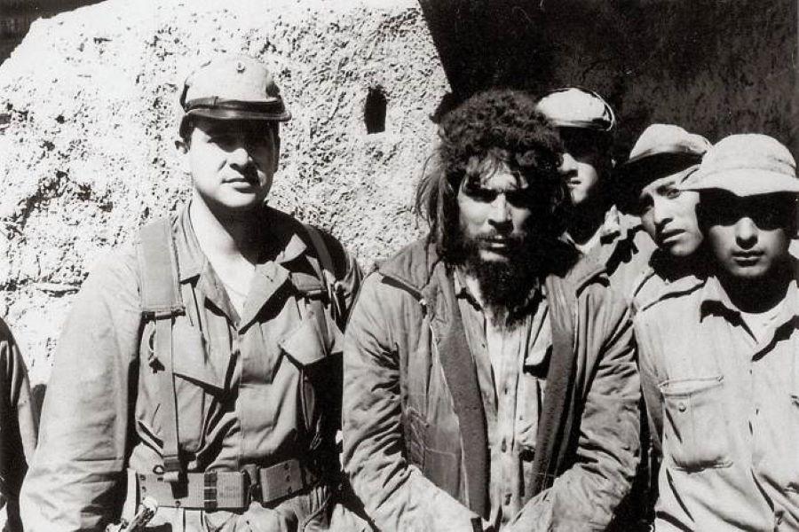 Che Guevara, o guerrilheiro (nada) heroico, e o seu Rolex