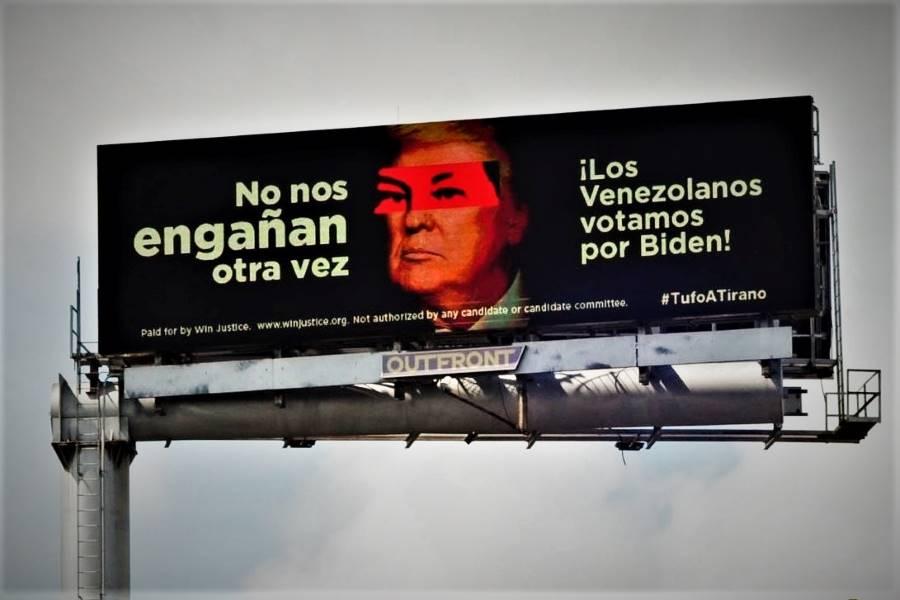 Os olhos são de Hugo Chávez, mas as digitais são de George Soros