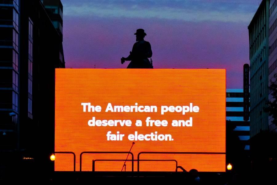 A longa história de fraudes nas eleições americanas