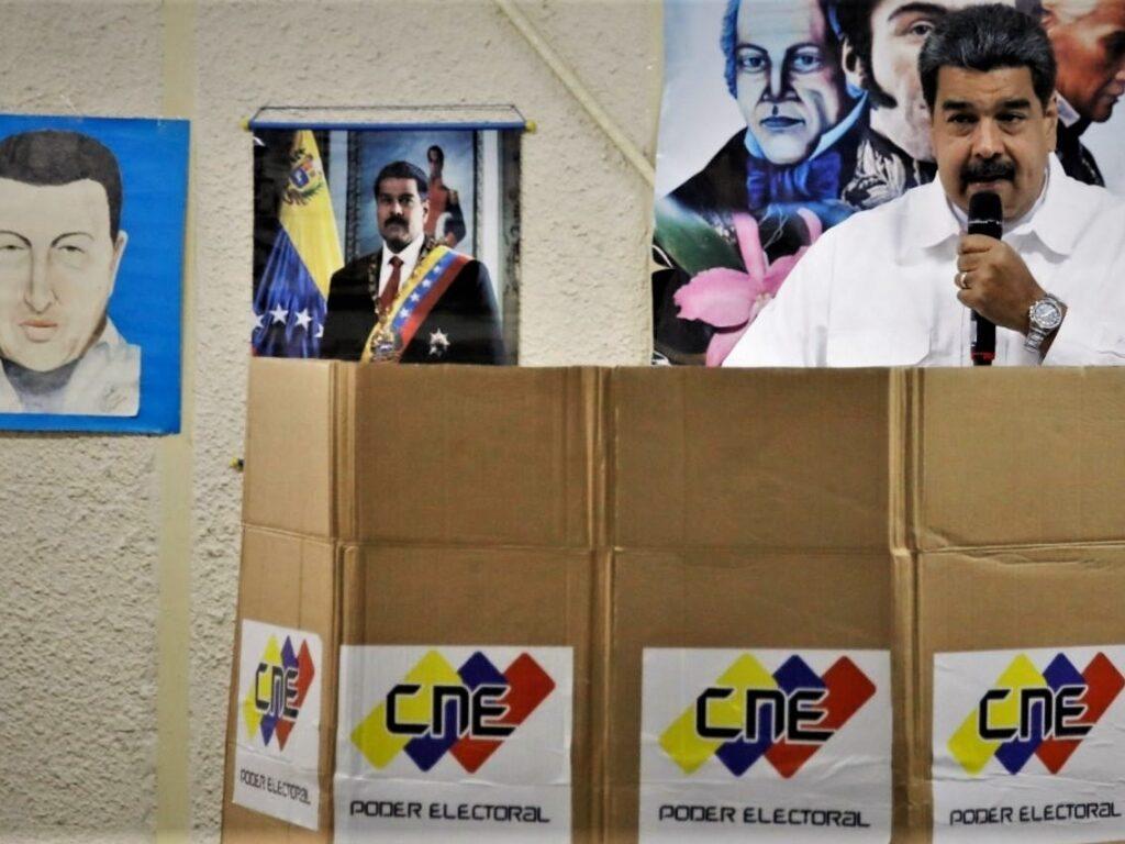 Mais uma eleição na Venezuela. E dai?