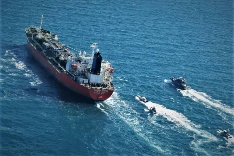 A estreia do Irã na pirataria marítima