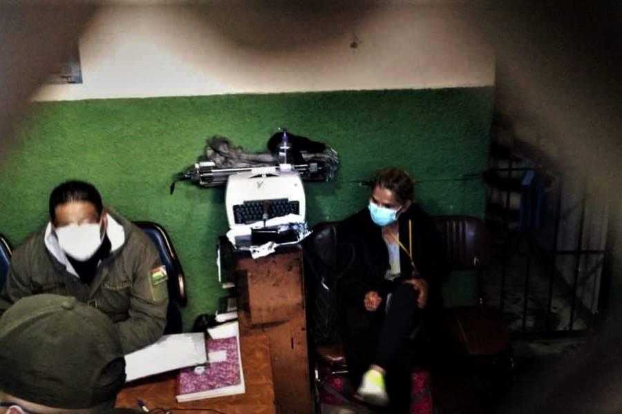 O eterno loop boliviano